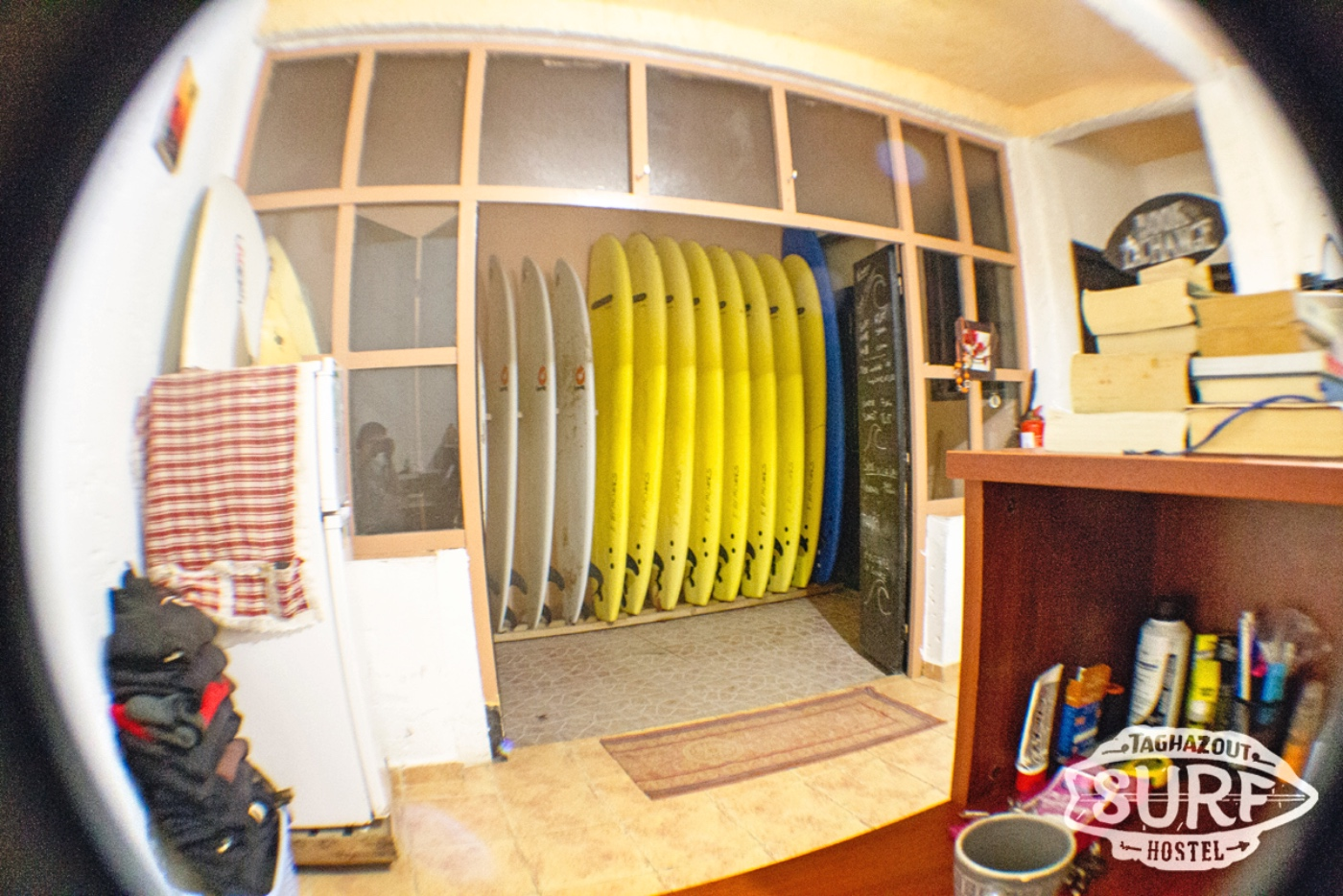 Taghazout surf hostel